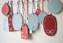 Gifts, Wrapping and Cards / by Mrs. Roadhouse