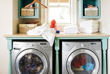 Laundry Rooms / by Mrs. Roadhouse