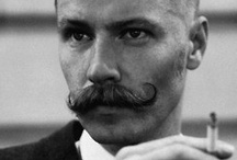 Movember Moustache Inspiration  / by Lindsey Mark