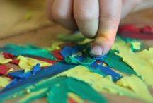 Preschool Art Projects / by Brandi Cuan
