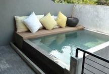 Patios & Pools / by Matouk