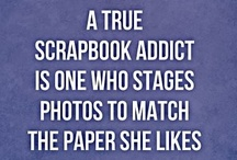 ✄ Scrapbooking ✄ / Scrapbooking ~ Embellishing Memories / by Camile Mick