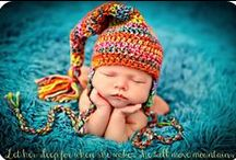 Crochet Hats all ages / Free patterns, patterns to purchase & inspiration. It's all here! / by Jane Howell Wilkes