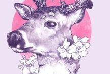 Deers / by Ariana Pérez