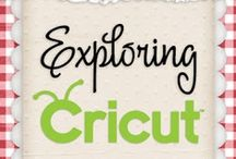 Cricut Crafts / Pointers, lessons and ideas for crafting with my Cricut / by Camile Mick