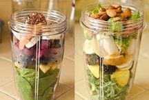 Healthy Eating / Trying to eat healthier....Smoothies and other Vitamix recipes / by Camile Mick