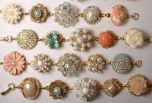 Jewelry Crafts / Making new jewelry or repurposing old jewelry pieces to create something new...that's what this board is about. / by Camile Mick