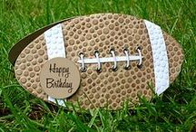 Cards - Masculine  / Some designs are obviously masculine, while others can be used for multiple occasions. / by Camile Mick