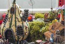 Wee Gardens / Charming gardens for fairies and other wee folk / by Camile Mick