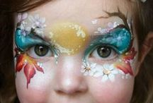 Face Painting Inspirations / by Camile Mick
