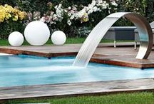 Pool Remodels / We specialize in overall yard remodels...taking your current #landscaping, swimming pool, and #spa and creating a brand new experience. This showcases the most incredible transformation of pools.  For more information and inspirational pictures, please visit us at https://www.geremiapools.com/