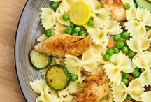 Yummy Eats - Pasta Dishes / by Camile Mick