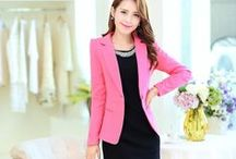 Women's Suits Shop / A collection of women's suits at ShoeEver.com