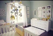 Nursery / Bedroom / by Lindsay Hiller