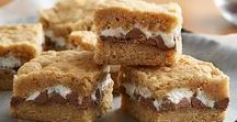 Fall/Winter S'mores / You can have a S'mores occasion during any season! Try these fun and easy S'mores-inspired goodies with your kids throughout the cooler months.