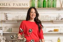 Fixer Upper / Magnolia Farms ~ Chip & JoAnna Gaines ~ Love everything she designs. / by Camile Mick