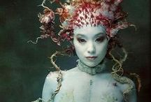 SPECIAL FX MAKEUP / Special effects makeup inspiration