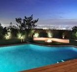 Celebrity Pools- Inspiration! / Discover these amazing celebrity pools- and use as an inspiration for creating your own oasis! Luxury can be created for less in many cases...www.geremiapools.com