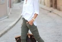 mom style. / clothes, shoes, accessories, jewelry, makeup.   / by Chrissy Joines