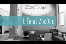 About ZocDoc / Find out about the ZocDoc team, office, events and updates! / by ZocDoc