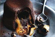 - Chocolat - / Le chocolat, on aime ça, un peu, beaucoup, tout le temps en fait !  / by Marmiton