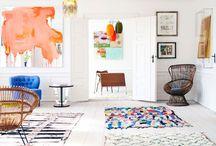 - BEAUTIFUL INTERIORS - / Selection of good interiors, good ideas, details, atmospheres
