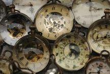 ℋands ⌚f Time / vintage ticks & tocks