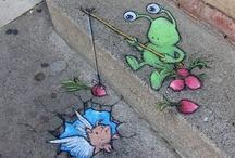 ϟ Street Art ϟ / by Chezeray Martin