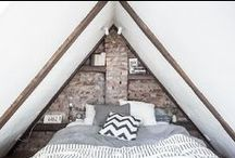 bedroom inspiration / more than just a place to sleep.