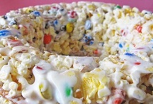 candy/popcorn/fudge & other yummies