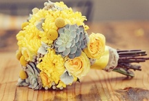 Colour Inspiration - Yellow and Grey