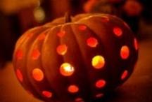 Seasonal Inspiration - Pumpkins! / Pumpkins galore! Painted pumpkins, sculpted pumpkins, carved pumpkins, funny pumpkins....