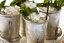 Bar & Beverages / drinks and drink accessories / by Caroline Baker