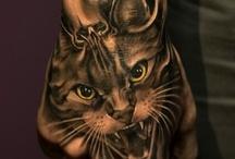 Tattoos Continued... / by Chezeray Martin