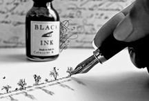 S©ripturiℯnt ✍ | scripturient / (n): having a consuming passion to write | a.k.a.: the writer's block