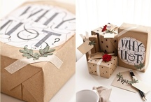 Inspiration - Pretty Packaging