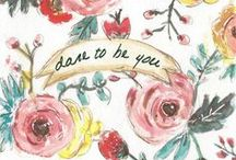 Uniquity | Live your Truth ⊰✿ / You are you. Now, isn't that pleasant? Dr. Seuss