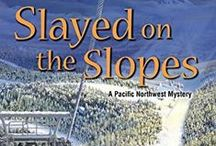Books / Cozy mysteries by Kate Dyer-Seeley, author of the Pacific Northwest Mystery Series featuring Meg Reed.