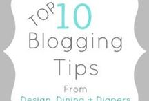 Blogging Tips / Tips and Infographics on all the ways you can increase blog traffic, write better posts, and grow your readers.