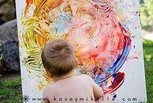 Baby stuff / by Rebecca Lovett