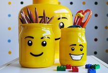 Lego Madness / by Holly Hatam