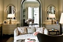 Living Rooms - Stay Awhile / Inspirational Living Rooms