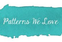 Patterns We Love / Sewing patterns we love from around the web