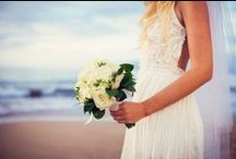 "Destination Weddings / Do you dream of having a ""toes in the sand"" wedding?  We can help!"