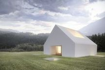Housing / Houses, living environments  / by Abraham Mart