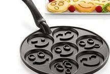 - Cool kitchen tools - / Tous les articles indispensables pour épater vos amis, ou juste vous amuser ! / by Marmiton