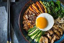 - Asian Food - / Laissez-vous séduire par la beauté et la gourmande de l'art culinaire asiatique !  / by Marmiton