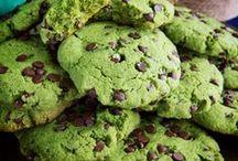 - Cooking in Green - / C'est sûrement la couleur la plus présente dans la nature. Associé à juste titre au monde végétal qui est son plus digne représentant, le vert est une couleur apaisante, rafraîchissante et même tonifiante ! / by Marmiton