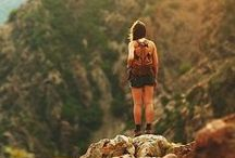 The Great Outdoors / Outdoor Adventure Inspiration.