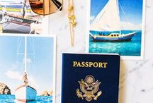 Travel Junkie / A necessary dose of wanderlust.